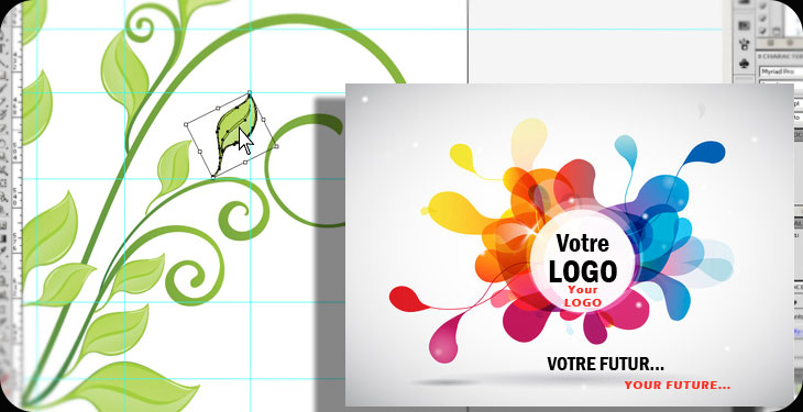 Extrêmement Grafik Rapide - Graphic Design, Logo Creation - Laval, Montreal WI05